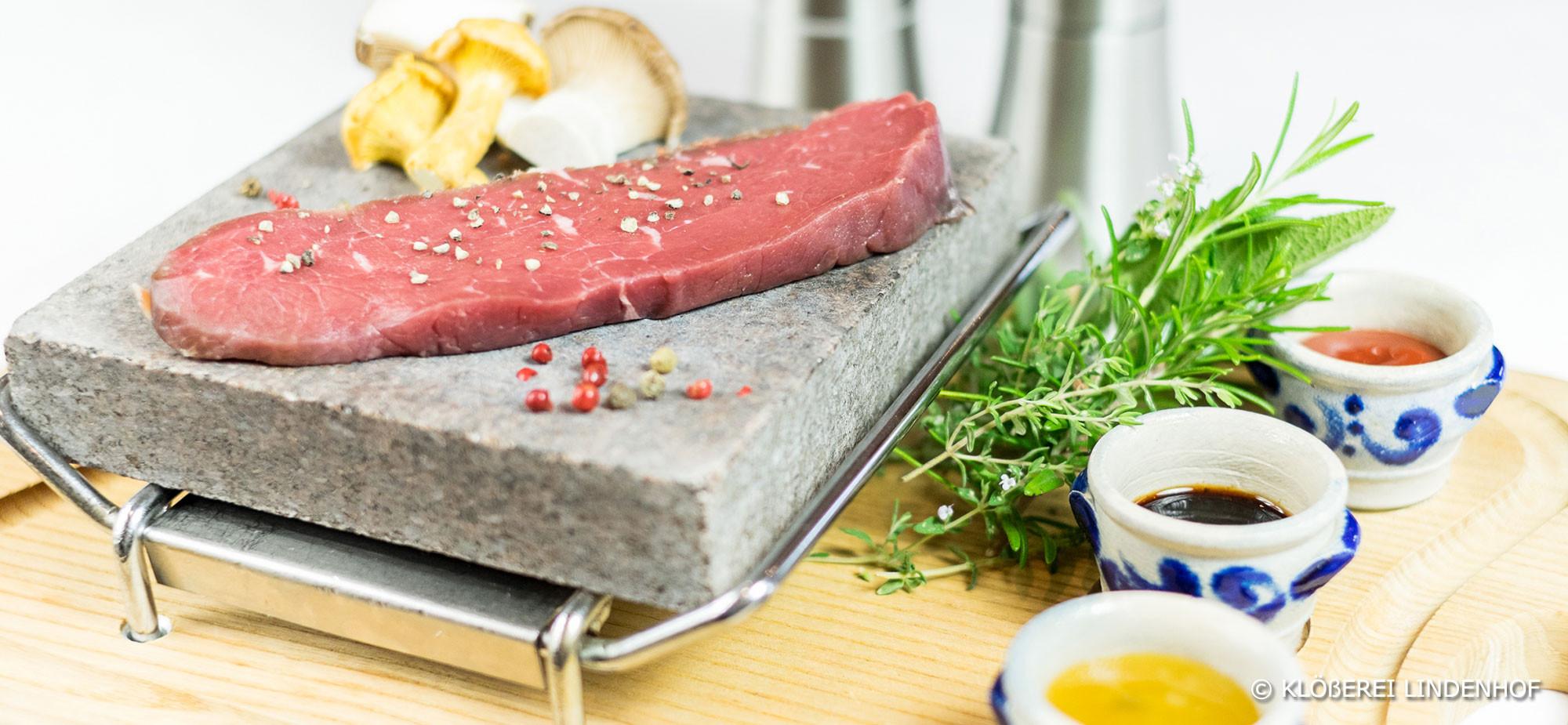 essen vom heißen stein, neustadt bei coburg, lindenhof