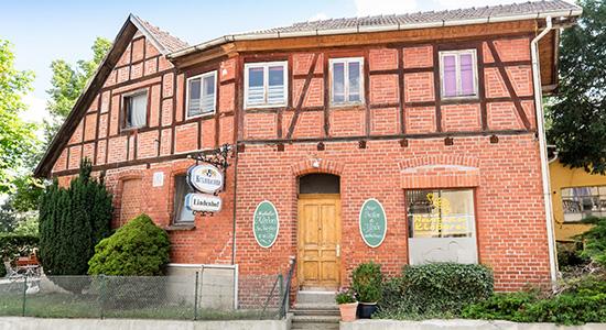 Die Ketschenbacher Klößerei in Neustadt bei Coburg
