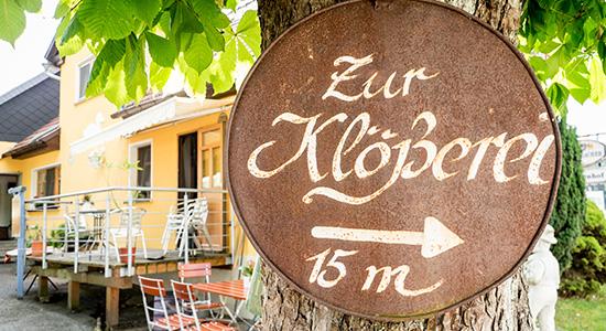 Klößerei Neustadt bei Coburg